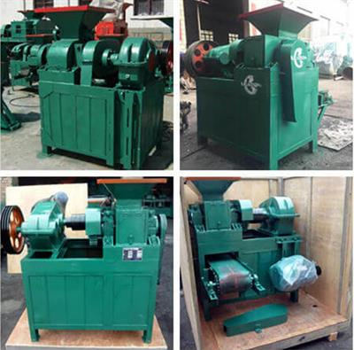 Charcoal Powder Briquette Machine manufacturer