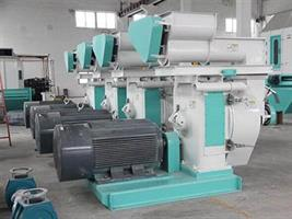 The Process Flow Of Pine Biomass Pellet Fuel Wood Pellet Machine On Sale