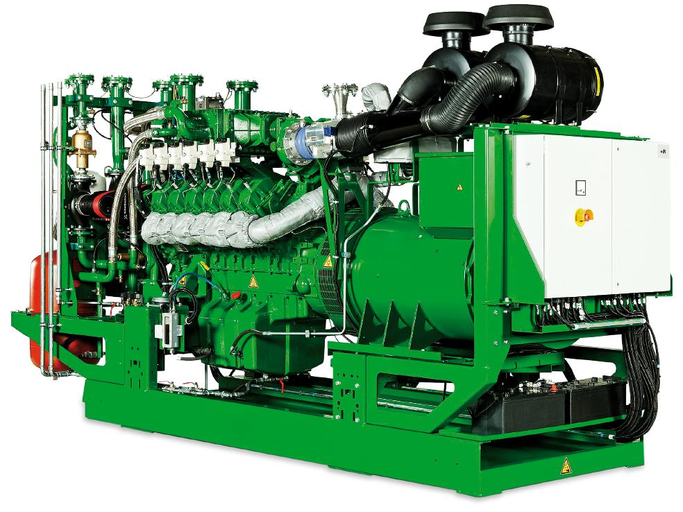 Avus - Model 550 to 2,000 kW - Combined Heat and Power Plant