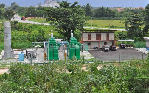 Biogas / Landfill gas Projects IYO Alam Sekitar - Case Study