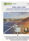 Geonica - Model SEMS-2000/3000 - Solar Energy Measurement System - Brochure