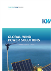KW3Ex Small Wind Turbine Brochure