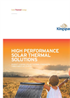 Kingspan Solar Thermal Solutions brochure