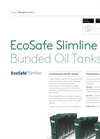 EcoSafe Slimline Bunded Oil Tanks - Brochure