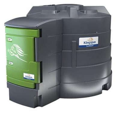 FuelMaster - Model 3,500-5,000L - Express Diesel Storage and Dispensing Tanks