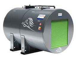 DieselPRO - Model 5000-62000 Litres - Bunded Cylindrical Steel Storage & Dispensing Tank