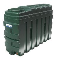 Titan EcoSafe - Model 1000-4000 Litres - Horizontal Bunded Oil Tank