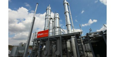 Biogas Upgrader
