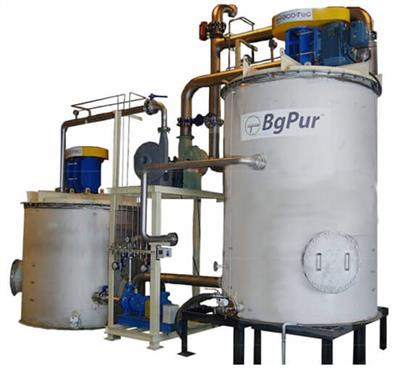 Eco-Tec BgPur - Biogas Hydrogen Sulfide (H2S) Removal