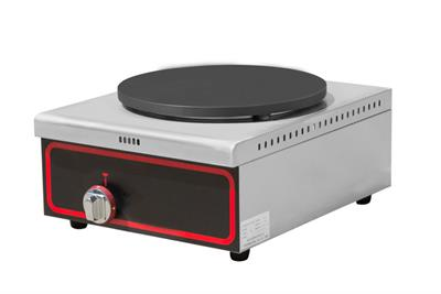 1-Plate Gas Commercial Crepe Maker K1425
