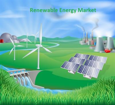 According to a recent report by KDMI, Renewable Energy Market is anticipated to Boom by 2025