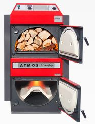 Atmos - Model DC - Special Wood Gasification Boilers