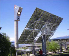 Solar Thermal Energy Services