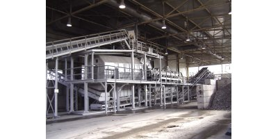 Bottom Ash Treatment Plant