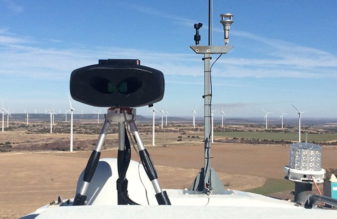 Meteorological sensors for wind turbine control - Energy - Wind Energy