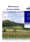InfraCal - Biodiesel Blend Analyzer – Brochure