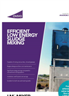 Ovivo - Model LM - Vertical Linear Motion Mixer - Brochure
