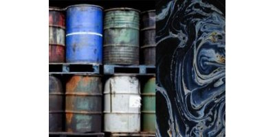 Recycling waste oil into a resuable fuel for waste & recycling industry