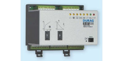 Durag - Model D-GF 150 - Self-Monitoring and Fail-Safe Burner Control System
