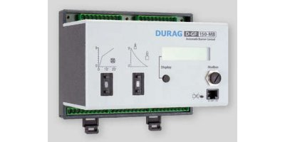 Durag - Model D-GF 150-MB - Self-Monitoring and Fail-Safe Burner Control System