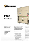 Harmony P200 Outdoor Power Packer - Brochure