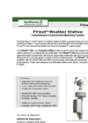 PVmet - 150 - Precision Utility Grade Model Solar Panel Monitors - Datasheet