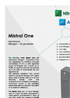 LNI - Model Mistral ONE - Membrane Nitrogen Generators Brochure