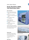 Batch Mixers - Brochure