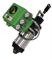 Rotork - Model CT Series - Linear Damper Drive
