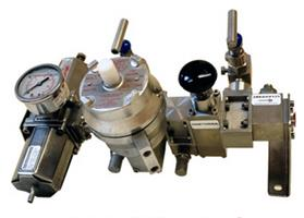 Impact - High Integrity Modular Pneumatic Actuator