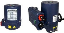 Model ROM / ROMpak Range - Part-turn Actuators