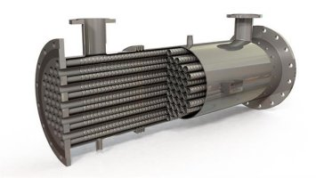 HRS - Model G Series - Heat Exchanger