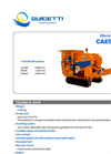 Earthmoving Machines Technical Sheets - Caesar 1 Brochure