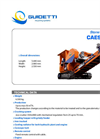 Earthmoving Machines Technical Sheets - Caesar 2 Brochure
