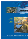 Landustrie LANDY - Hydropower Screw Turbines - Brochure