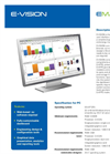 E-VISION - Online Energy Management Tool Data Sheet