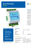 E-XPAND - I/O Expansion Module Data Sheet