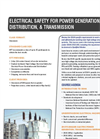 1910.269 Electrical Safety Seminar for Power Generation, Transmission & Distribution Brochure