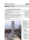 HOFGAS - Model LPM - Customized Degasification System Brochure
