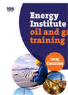 Oil and Gas Training Courses Brochure