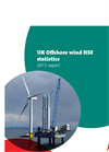 UK Offshore Wind HSE Statistics 2015 Report - Brochure