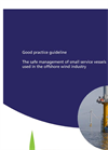 Good Practice Guideline the Safe Management of Small Service Vessels Used in the Offshore Wind Industry - Brochure