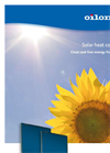 Oilon - Solar Heat Collectors Brochure