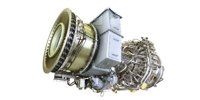 Model LM6000 - Sprint Aeroderivative Gas Turbines