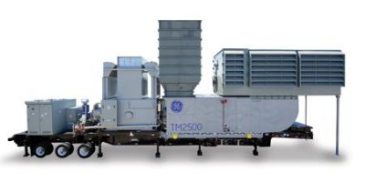 Model TM2500+ - Mobile Aeroderivative Gas Turbine Generator Set