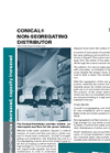 Conical Non-Segregating Distributor - Data Sheet