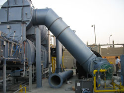 Pennram - Heat Recovery Boiler Mounted Incinerator