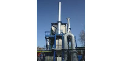 Industrial Combustion Pilot Plant