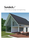 Sundeck - Model 8500 - Pitched Roof System Brochure