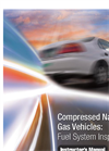 Compressed Natural Gas Fuel System Inspector Training Courses Datasheet